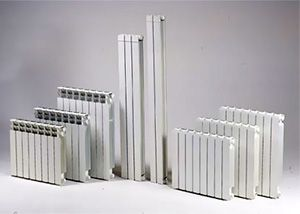 Radiators for Central Heating
