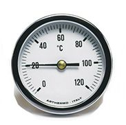 Thermometers up to 120 oC with a Shank