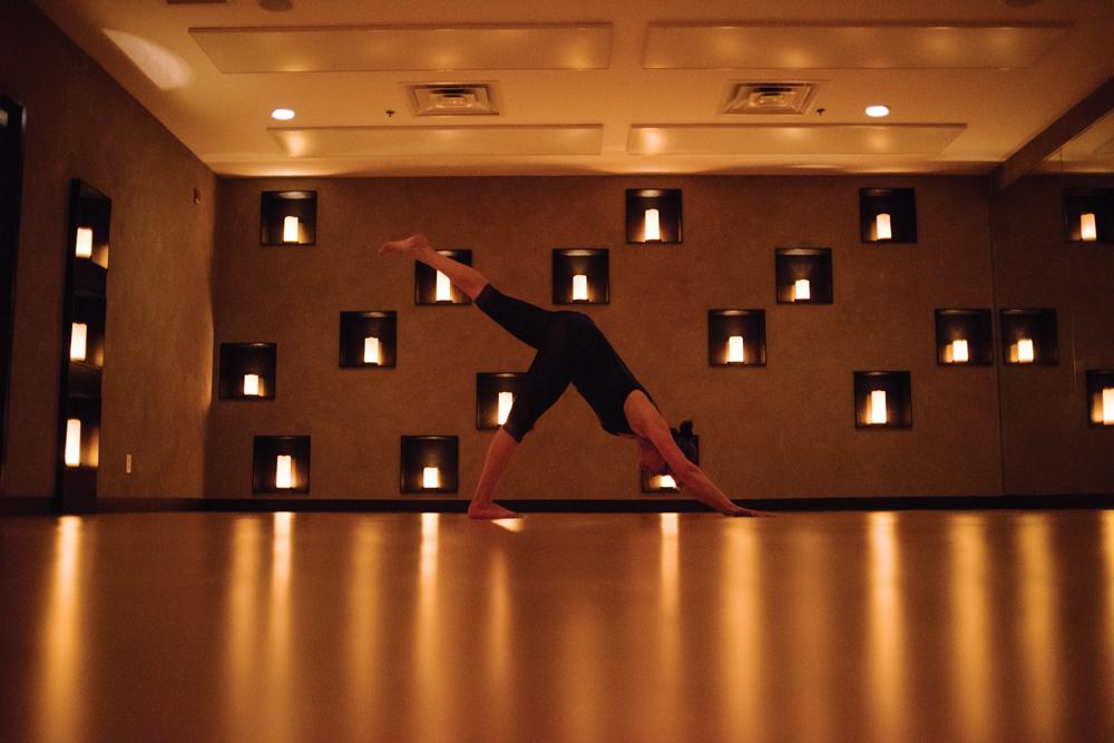 йога с инфрачервено отопление