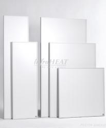 Инфрачервен панел InfraHEAT - бял - монтаж на стени