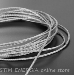 Stainless Steel Ropes from JAKOB