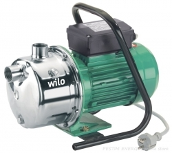Self-draining pump Wilo-Jet WJ
