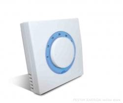 Стаен седмичен програмируем безжичен термостат Salus 091FLRF