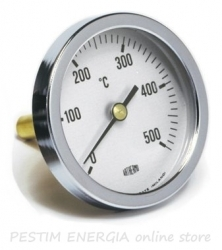 Thermometer CP 05, Capillary Length 1500mm (52 mm, 50/350 °С)
