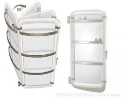 Отоплителен уред за баня и сушител за кърпи HELISEA 450W