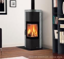 Камина на дърва LaNordica Fortuna Steel - 7,0 kW