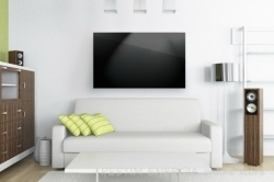 Infrared Panel InfraHEAT - Black Glass