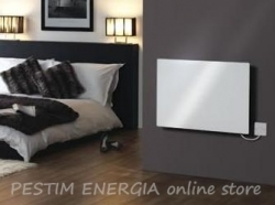 Infrared Panel InfraHEAT - White Glass