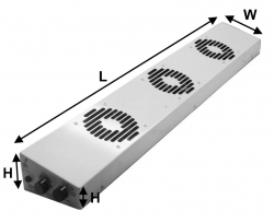 Radiator amplifier 76cm
