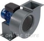 Центробежен вентилатор с изнесен двигател и единично засмукване MN