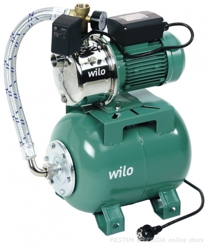 Самозасмукваща помпа Wilo-Jet HWJ