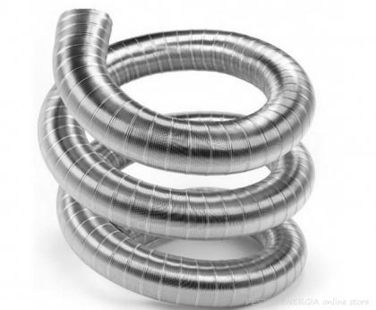 Алуминиев гъвкав въздуховод