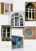 Запечатка за фасадни прозорци - нанотехнология