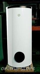 Бойлер за слънчева инсталация с две серпентини комплект с кожук CosmoCELL