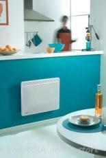 Излъчващ  радиатор Aurea SAS с електронен термостат