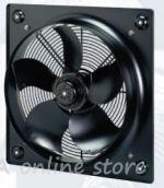 Аксиален стоманен вентилатор с метална основа за монтаж - Испания