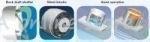 Битов вентилатор за баня Silent-100 DESIGN - Испания