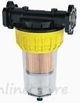 Касетъчни филтри с прозрачна чаша Clear Captor