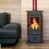Heating Stoves Vesta & Thermo Vesta Plus - for central heating or stand-alone model