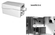 Битови станции за пренос на отпадни води Grundfos Sololift 2