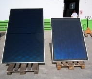 Solar Panel and a Boiler in One Single Unit - Compact 100 litres - Advanced Solar Technology