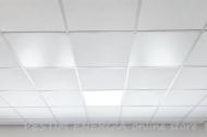 Инфрачервен панел InfraHEAT - бял за таванен монтаж