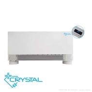 Вентилаторни конвектори Crystal - ултра тънки