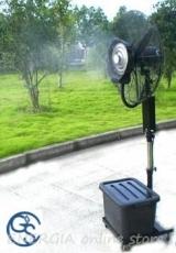 Охлаждащ вентилатор с водна мъгла 65см