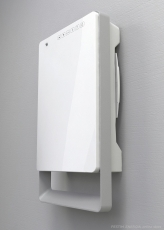 Convectional heater and towel dryer for bathroom TOUCH