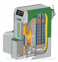 Котел на биомаса Herz