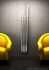 Design radiator Fan