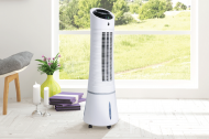 Digital air cooler for domestic use - AER DOMUS