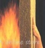 Каменна вата с алуминиево фолио Fibran - издържа до 800 градуса С
