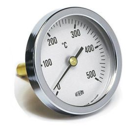 Thermometers up to 350, 400 and 500 oC