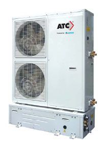 Heat pump systems (chillers)