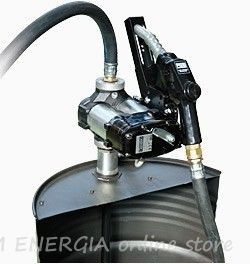 Electrical fuel pumps for tanks