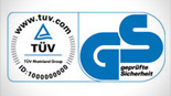 certificate TUV