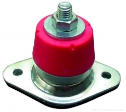 Antivibration Rubber Stand with Changeable Height