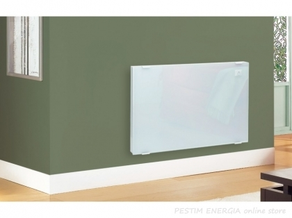 Infrared radiator with armoured glass Verplus - Noirot