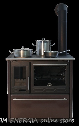 Cooking stove with water jacket Thermo Glas