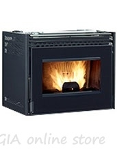Fireplace pellets Comfort Mini Crystal - 7,8 kW