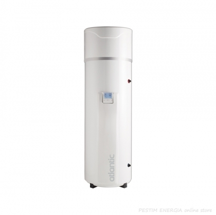 Thermodynamic Water Heater - Hot Water from the Air!