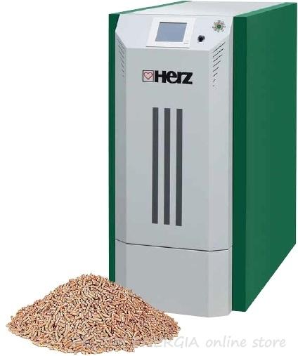Biomass Boiler Herz