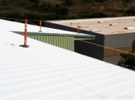 Hydroinsulation and Solar Protection with SuperShield Exterior Metal