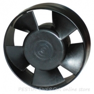 High Temperature Resistant Axial Fan BA