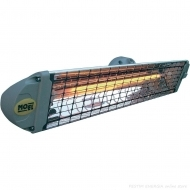 Infrared heater for outdoor use Fiore 1800W, IP65