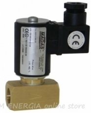 Magnet valves for fuel, normally closed, MN15 series