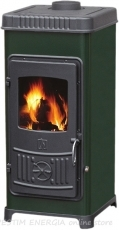 Cast iron stove on solid fuel DORA 8 N