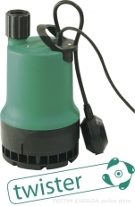 Submersible pump for floods Wilo-Drain TMW Twister