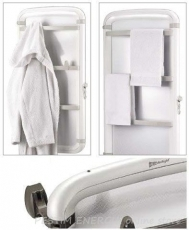 Heater for bathroom and dryer for towels HELISEA 450W